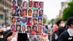 Minneapolis Police Death Washington Protest