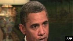 Интервью президента Обамы о планах и проблемах его администрации