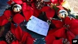 Американцы отдают дань памяти Джорджу Бушу-старшему
