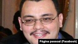 Mohamed Tamalt, jornalista argelino