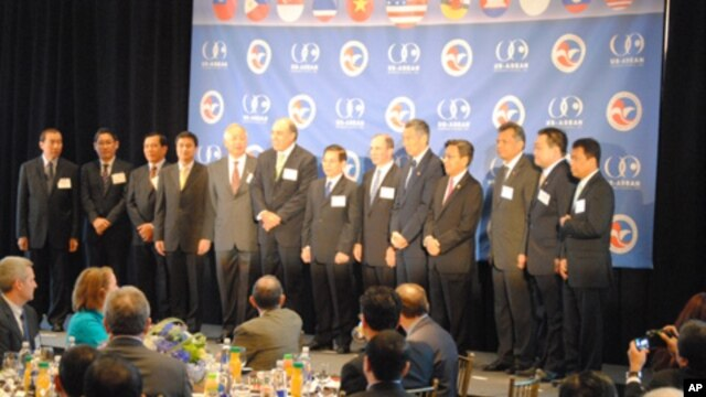 US-Asean Business meeting on Sept 24, 2010 in New York.