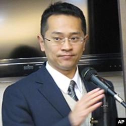 台湾总统府发言人范姜泰基