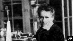 Nobel mükafatı alan ilk qadın-Mariya Küri