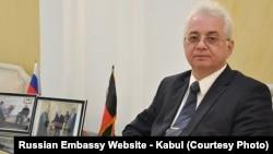 الکساندر مانتیتسکی، سفیر روسیه در کابل