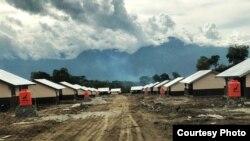 Suasana Permukiman Transmigrasi Baru di Bolupunto, Kabupaten Sigi, Provinsi Sulawesi Tengah. (Foto: Kemendes PDTT)