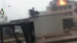 تاخیر در نابود کردن زراد خانه سلاح های شیمیائی سوریه