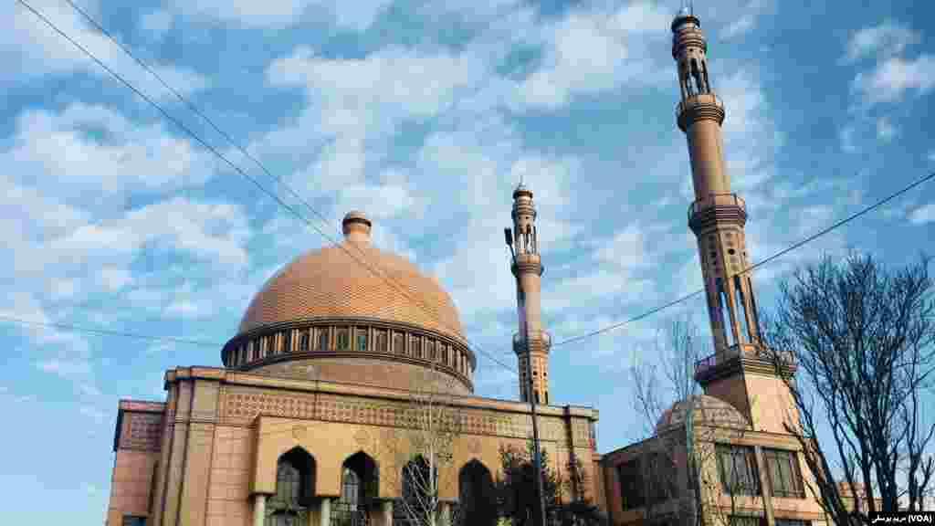 په کابل ښار کې د عبدالرحمان جومات