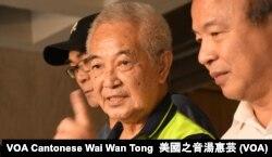 """有""""长洲覆核王""""称号的香港市民郭卓"""