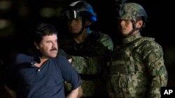 """El capo fue trasladado """"al ala de máxima seguridad del Cefereso número 9 norte"""", ubicado en el norteño estado de Chihuahua"""