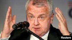 John Sullivan, subsecretario de Estado, fue nominado para el puesto en Rusia, en agosto.
