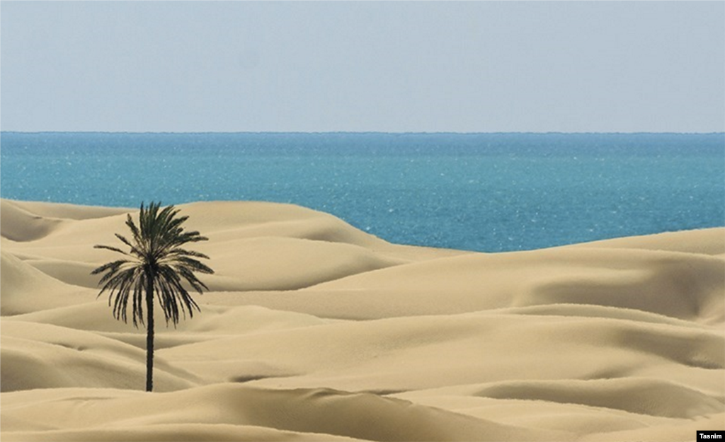 ساحل دَرَک زرآباد سیستان و بلوچستان عکس: عرفان سامان فر