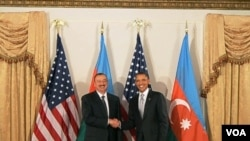 Prezident Obama və Əliyev