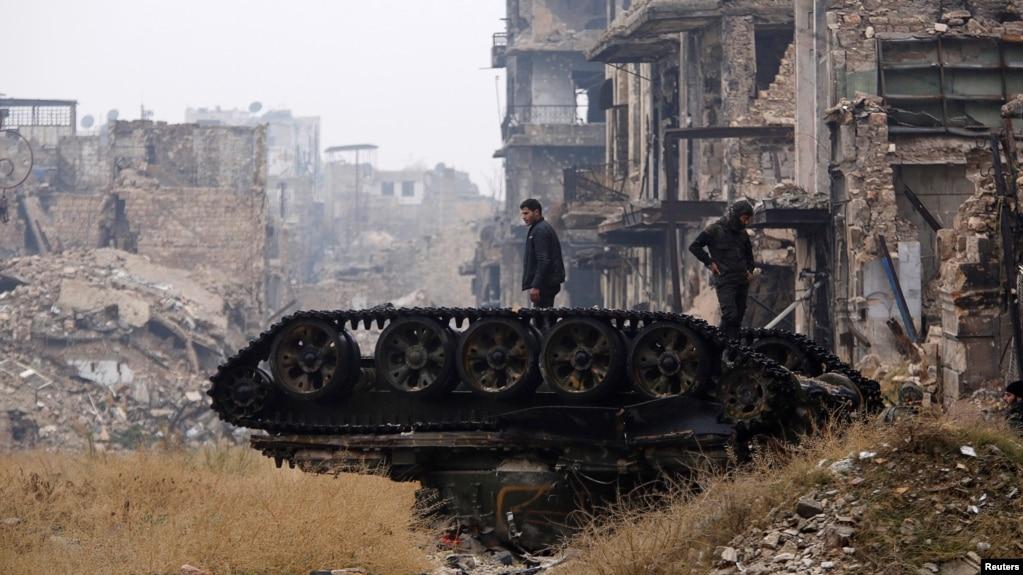 Белый дом: Операция поликвидации ИГ* вСирии близится к окончанию