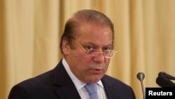 巴基斯坦总理谢里夫(资料照)