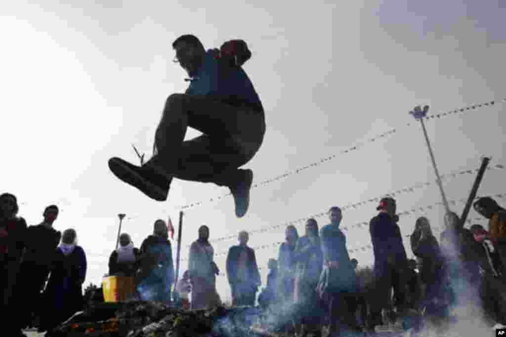 Turkey Kurds Newroz