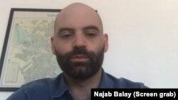 Osama Gharizi, Şêwirmend li USIP.