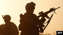 Binh sĩ ở Afghanistan