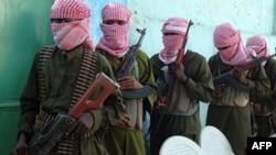 Phiến quân Al Shabab (ảnh tư liệu)