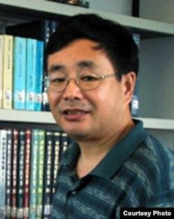 中国知名异议作家陈子明