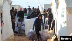 'Yan Gudun Hijirar Syria