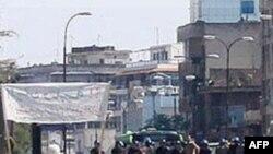 Các lực lượng an ninh đã thực hiện nhiều vụ bố ráp tại thành phố Homs trong tuần vừa qua