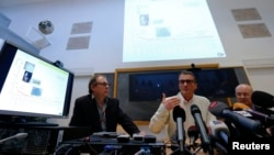 Tim pakar Swiss hari Kamis (7/11) di kota Lausanne mengatakan hasil tes laboratorium mendapati bahan kimia polonium-210 ditemukan pada jenazah Yasser Arafat.