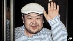 지난 2010년 6월 마카오에서 한국 언론과 인터뷰를 가진 북한 김정일 국방위원장의 장남 김정남.
