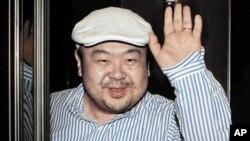 2010년 6월 마카오에서 한국 미디어와 인터뷰를 가진 북한 김정일 국방위원장의 장남 김정남.
