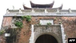 Cổng Bắc thành Hà Nội