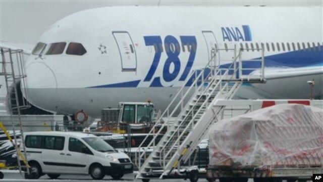 Salah satu armada Boeing 787 Dreamliner milik maskapai penerbangan Jepang, All Nippon Airways (ANA) (Foto: dok).