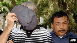 Paul Francis Callahan, người Úc, bị bắt ở Denpasar, Indonesia vì lạm dụng tính dục trẻ em
