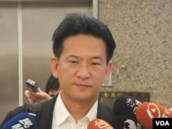 台湾执政党民进党立委林俊宪