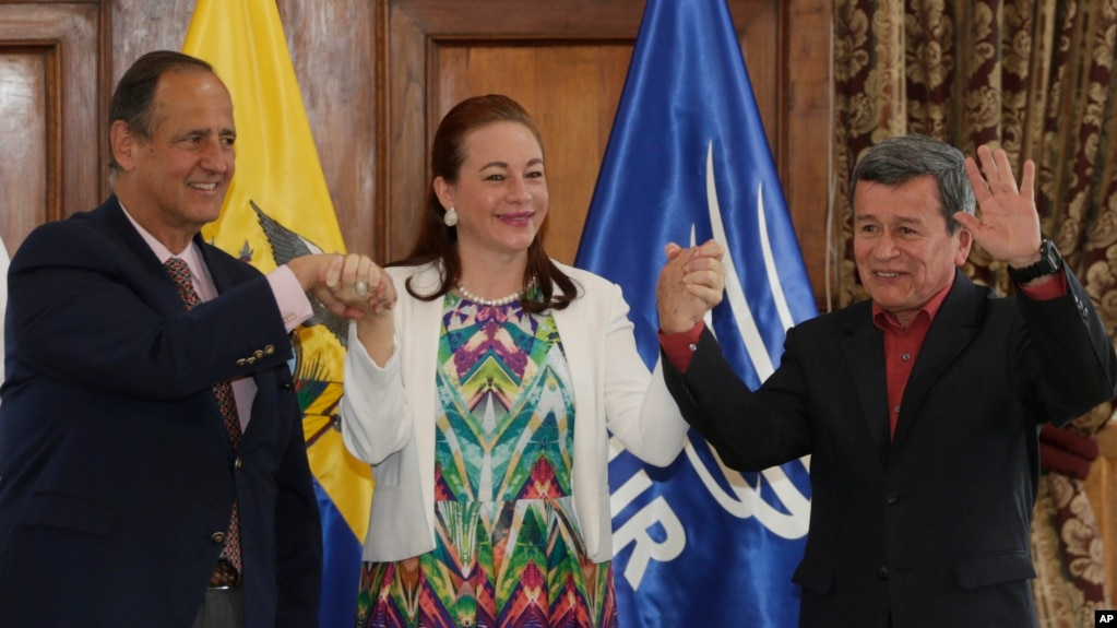 Colombia Signs Historic Cease Fire Deal With Last Guerrilla Group