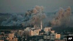 Ðây là cuộc xung đột diện rộng lần thứ ba giữa Israel và phe Hamas kể từ cuộc chiến gây nhiều chết chóc vào năm 2008 - 2009.