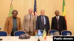 """ቪዥን ኢትዮጲያ (Vision Ethiopia) ከኢትዮጵያ ሳተላይት ቴሌቪዥን ኢሳት (ESAT) ጋር በመተባበር """"የኢትዮጵያና ኤርትራ ወቅታዊና የወደፊት ግንኙነት"""" በሚል ርዕስ ያዘጋጁት የውይይት መርሃ ግብር በቅርቡ እዚህ በዋሺንግተን ዲሲ"""