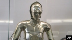 Created by 'Star Wars' filmmaker George Lucas, C-3PO is among the most famous of all science-fiction robots.
