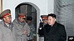 北韓領導人金正恩(資料照片)