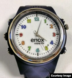 "The Safe-KID-One smartwatch is shown in an alert published by the European Commission, which recalled the device across Europe due to ""serious"" privacy risks. (European Commission/Rapid Alert System)"