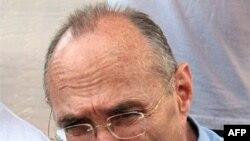 Bộ trưởng Cơ sở hạ tầng Israel, Uzi Landau
