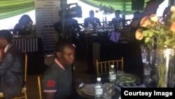 Masvingo Elections Report Launch