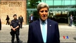 2014-07-13 美國之音視頻新聞: 克里指伊朗核項目談判仍有重大分歧