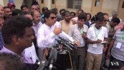 Allegations of Rigging, Censorship, Haunt Khan's Party of 'Change'