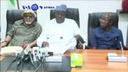VOA60 AFIRKA: NIGERIA Gwamanti na Nemar Cimma Jituwa da Shugabannin Kungiyoyi