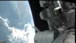 2012-07-29 美國之音視頻新聞: 俄羅斯太空船與國際太空站對接