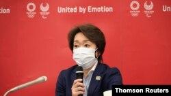 하시모토 세이코 일본 도쿄올림픽 조직위원장