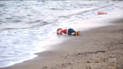 Drowned Migrant Toddler Photo Triggers European Outrage
