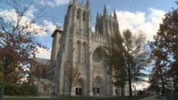 Washington's National Cathedral Hosts First Friday Muslim Prayers