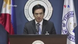 Philippines yêu cầu Tòa án Trọng tài công nhận quyền khai thác ở Biển Đông