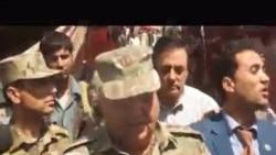 بابه جان فرمانده زون ۷۰۷ پولیس ملی افغانستان