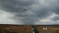 In Ukraine Conflict, Rivals Play Game of Drones